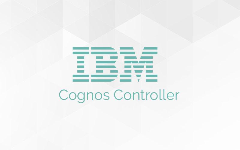 IBM Cognos Controller - system för koncernrapportering