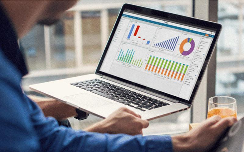 Adaptive Insights. Att visualisera finansiell information, ger ledningen insikt och framsynthet att kunna ta strategiska beslut.