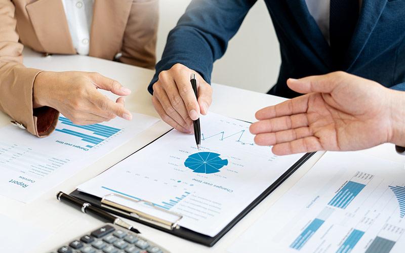 Group Finance har allt som oftast stenkoll på verksamhetens siffror och de relevanta nyckeltal (KPI:er) bolaget följs upp på.