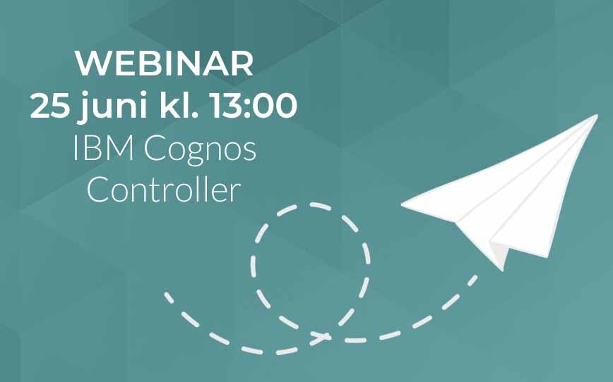Nytt webbat gränssnitt för rapportörer i Cognos Controller. Låt dig inspireras av Addedo och Controllers nyheter inom Controller web.