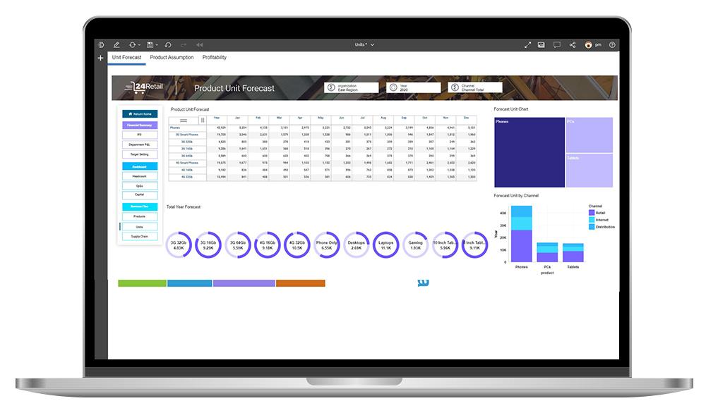 IBM Planning Analytics - flexibel och kraftfull lösning för rapportering analys samt operationell och finansiell planering.