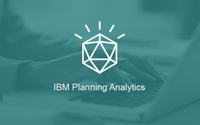 Integrated Financials för Planning Analytics – en modell för att planera och följa upp resultat- och balansräkning samt kassaflöde.