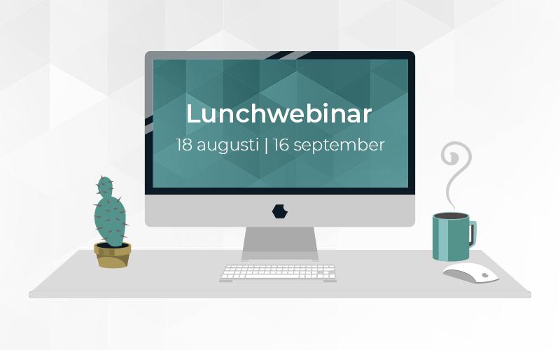 Lunchwebinar: Likviditetsplanering. Cashflow och kovenanter i osäkra tider. Analysera och simulera i ett modernt cloudsystem för planering