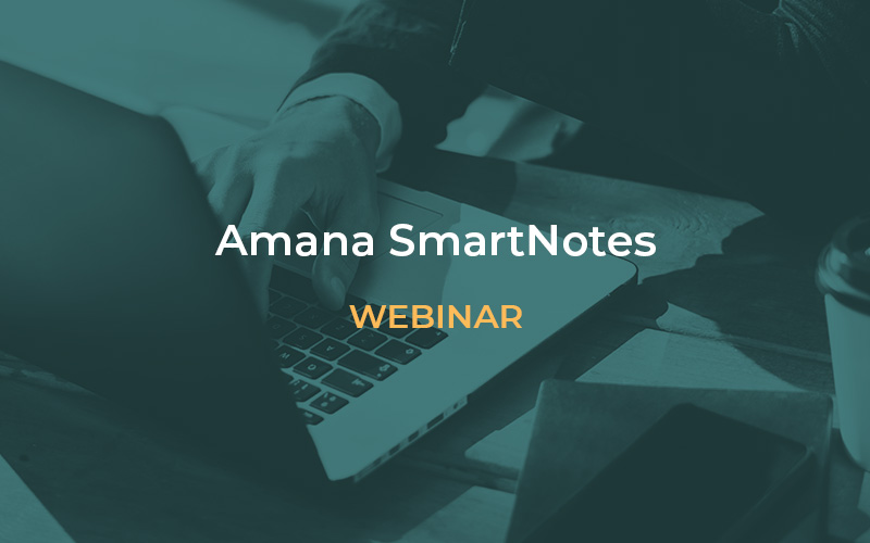 Automatisera din årsredovisning! Inspireras av Amana SmartNotes webinar. Disclosure Management SmartNotes - skapa årsrapporter enligt ESEF-kraven.