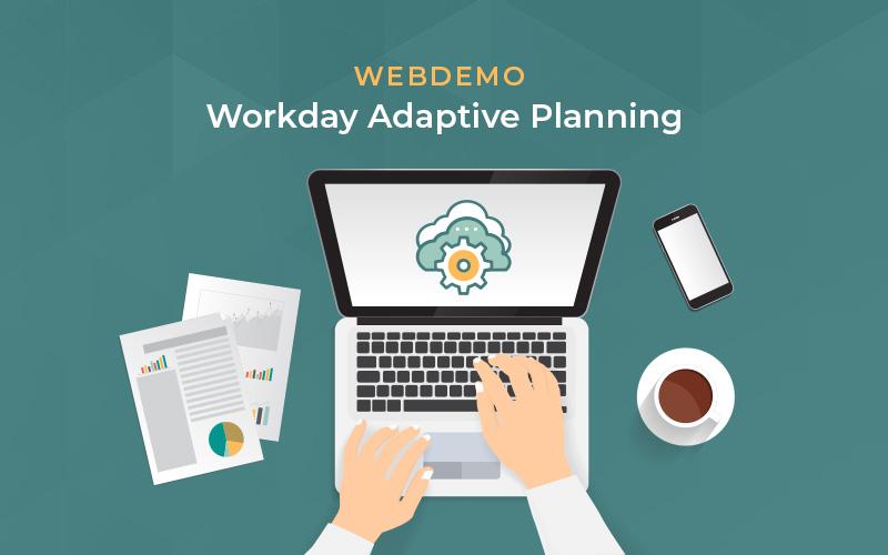 Webdemo Workday Adaptive Planning.Vi berättar om flexibilitetenoch prognosmöjligheterna i Workday Adaptive Planning – modern cloud lösning.