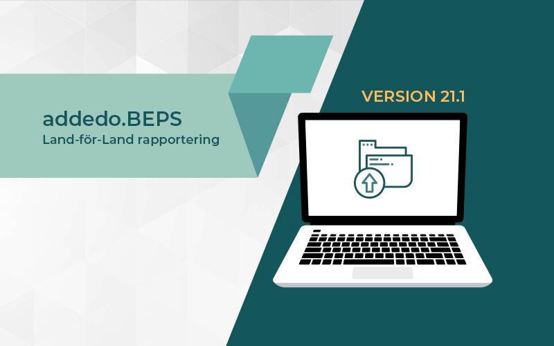 addedo.BEPS - fristående plug and play lösning för land-för-land-rapportering är marknadsledande i Sverige med över 30 svenska koncerner som kunder.