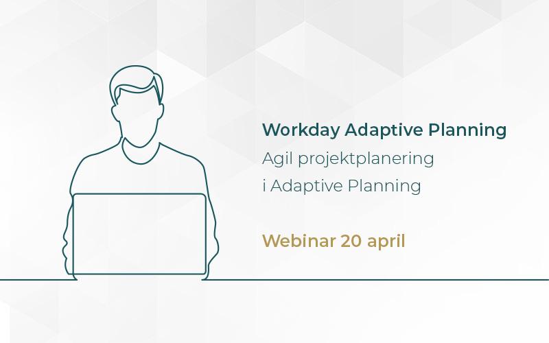 Vi visar hur man kan arbeta agilt med sin prognosprocess och möjligheterna med Workday Adaptive Planning, en prisbelönt lösning inom projektplanering.