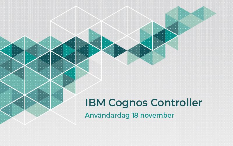 Varmt välkommen till IBM Cognos Controller användardag. Inspiration med fokus på Cognos Controller implementation och utveckling av denna.